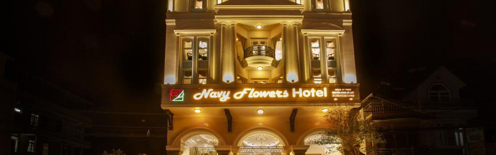 Navy Flowers Hotel