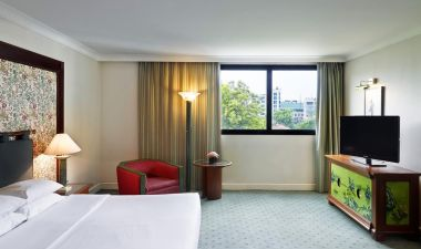 Hilton Executive Double Room With Access To Executive Lounge
